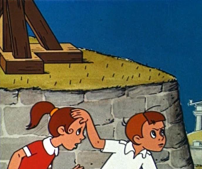 Коля, Оля и Архимед