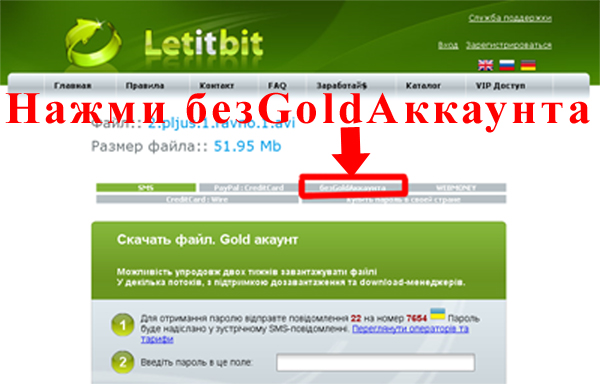 Краткий гайд о том как качать с letitbitnet (c) blogamesru